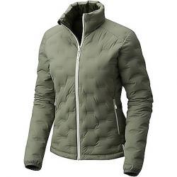 Mountain Hardwear Women's StretchDown DS Jacket Green Fade