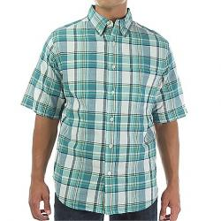 Woolrich Men's Timberline Shirt Cadet Blue
