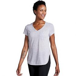 Toad & Co Women's Ember SS Tee Lilac