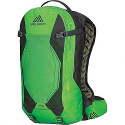 Gregory Men's Drift 14L 3D Hydration Pack Flash Green