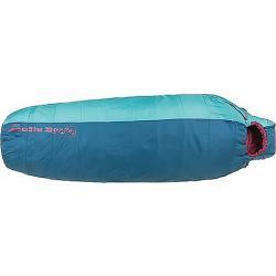 Big Agnes Women's Lulu 15 Degree Sleeping Bag Blue / Green