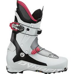 Dynafit Women's TLT7 Expendition CR Ski Boot White / Fuxia