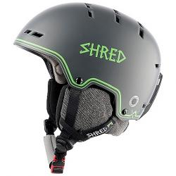 Shred Bumper NoShock Helmet Bigshow Grey Green