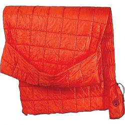 Grand Trunk Hooded Tech Throw Travel Blanket Bright Crimson