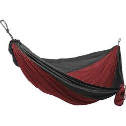 Grand Trunk Double Hammock Crimson/Charcoal