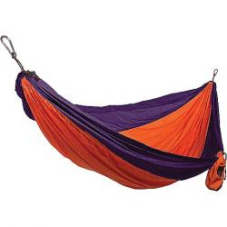 Grand Trunk Double Hammock Orange / Purple