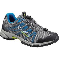 Columbia Men's Mountain Masochist IV OutDry Shoe TI Grey Steel / Bright Green