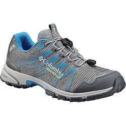 Columbia Women's Mountain Masochist IV OutDry Shoe Steam / Jade Lime