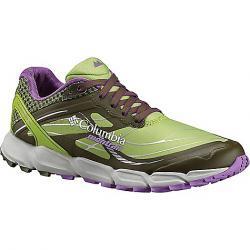 Columbia Women's Caldorado III Shoe Napa Green / Crown Jewel
