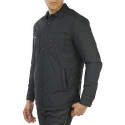 Jeremiah Men's Sage Quilt Shirt Jacket Black