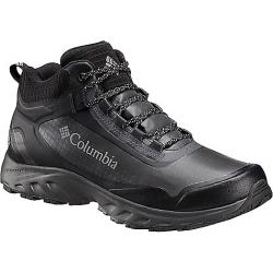 Columbia Men's Irrigon Trail Mid OutDry Xtrm Boot Black / Stratus