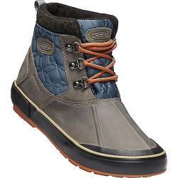 Keen Women's Elsa II Ankle Quilted Waterproof Boot Steel Grey / Dark Slate