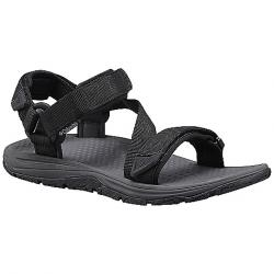 Columbia Men's Big Water Sandal Black / City Grey