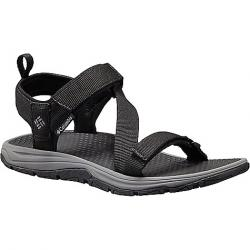 Columbia Men's Wave Train Sandal Black / City Grey