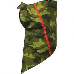 Buff Windproof Bandana Green Hunt Military