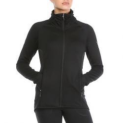 Moosejaw Women's Shelby Full Zip Stretch Fleece Black