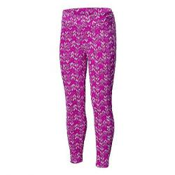 Columbia Youth Girls Glacial Printed Legging Bright Plum Arrows Print