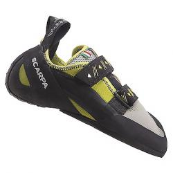 Scarpa Men's Vapor V Climbing Shoe Lime