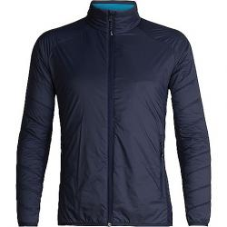 Icebreaker Men's Hyperia Lite Hybrid Jacket Midnight Navy / Alpine
