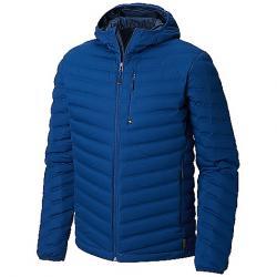 Mountain Hardwear Men's StretchDown Hooded Jacket Nightfall Blue