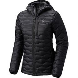 Mountain Hardwear Women's Nitrous Hooded Down Jacket Black