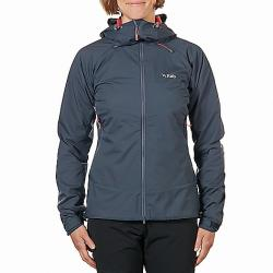 Rab Women's Vapour-Rise Jacket Steel