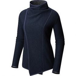 Mountain Hardwear Women's Sarafin Wrap Sweater Dark Zinc