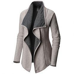 Mountain Hardwear Women's Sarafin Wrap Sweater Mystic Purple