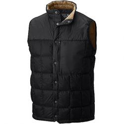 Mountain Hardwear Men's PackDown Vest Black