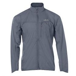 Rab Men's Vital Windshell Jacket Shadow