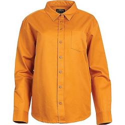 United By Blue Women's Cottonwood Canvas Button Down Shirt Sienna