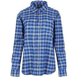 United By Blue Women's Westridge Button Down Shirt Blue
