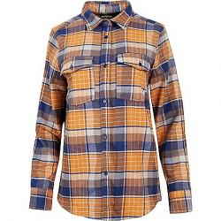 United By Blue Women's Fremount Flannel Button Down Shirt Sienna