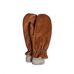 United By Blue American Bison Chopper Mitts Tan / Oatmeal
