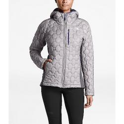 The North Face Women's Impendor ThermoBall Hybrid Hoodie Mid Grey