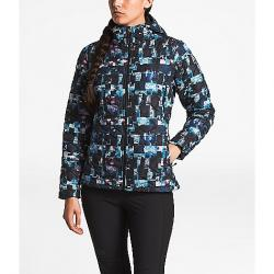 The North Face Women's ThermoBall Hoodie Multi Glitch Print
