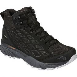 The North Face Women's Endurus Hike Mid GTX Shoe TNF Black / Zinc Grey