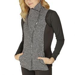 Snow Angel Women's Minx Melange Snuggle Vest Melange/Black
