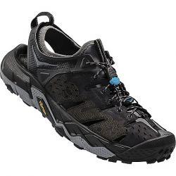 Hoka One One Men's Tor Trafa Shoe Anthracite / Black