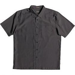 Quiksilver Men's Cane Island Shirt Black