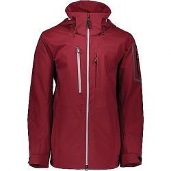 Obermeyer Men's Foraker Shell Jacket Major Red