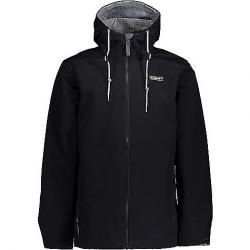 Obermeyer Men's No 4 Shell Jacket Black