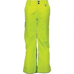 Obermeyer Teen Boys' Brisk Pant Green Flash