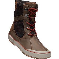 Keen Women's Elsa II Wool Waterproof Boot Cascade Brown / Fired Brick