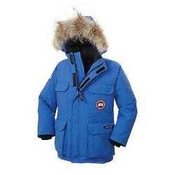 Canada Goose Youth PBI Expedition Parka Royal PBI Blue