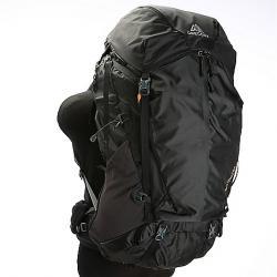 Gregory Men's Baltoro 85L Pack Shadow Black