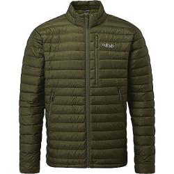 Rab Men's Microlight Jacket Army / Cactus