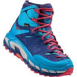 Hoka One One Women's Tor Ultra Hi Waterproof Boots Blue Jewel / Medieval Blue