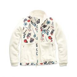 The North Face Women's Denali 2 Jacket Vintage White / Vintage White Joshua Tree Print