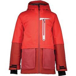 Obermeyer Teen Boy's Axel Jacket Rawhide Red
